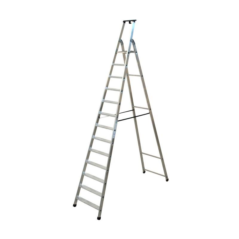 STEPLADDER QUADRA - 3,87 m