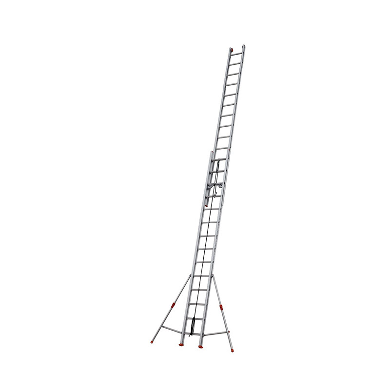 ROPE-OPERATED EXTENSION LADDER ROLLER - 4,43 m