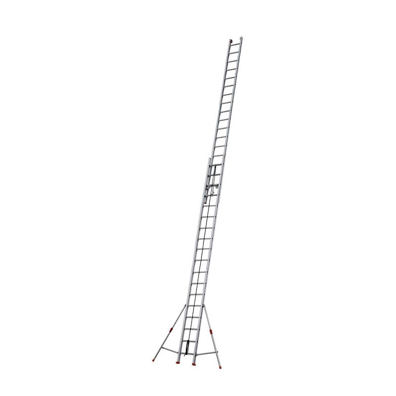 ROPE-OPERATED EXTENSION LADDER ROLLER - 5,63 m