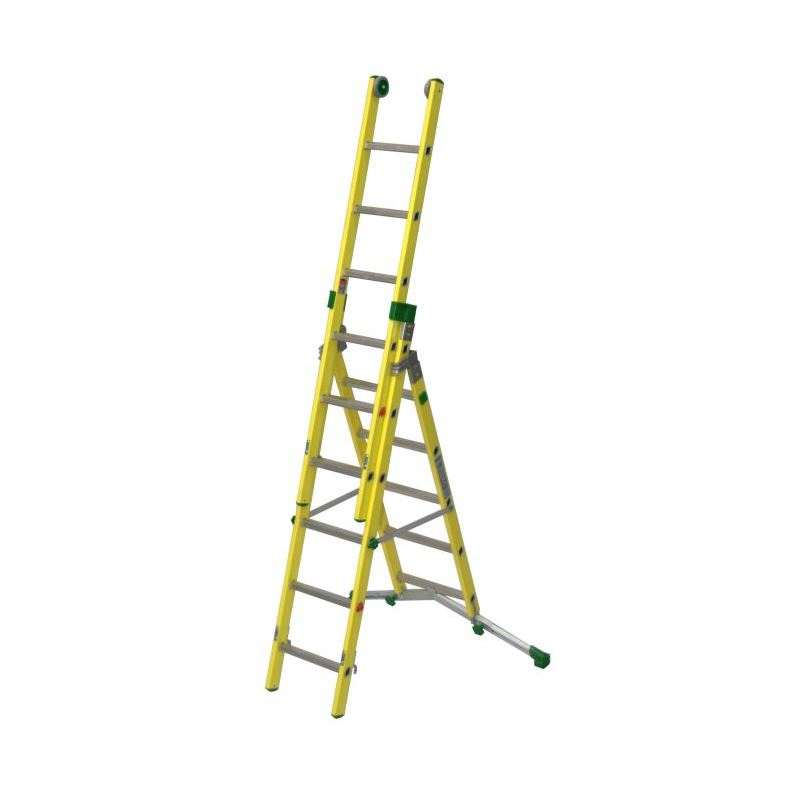 COMBINATION LADDER VETROPRIMA - 2,04 m