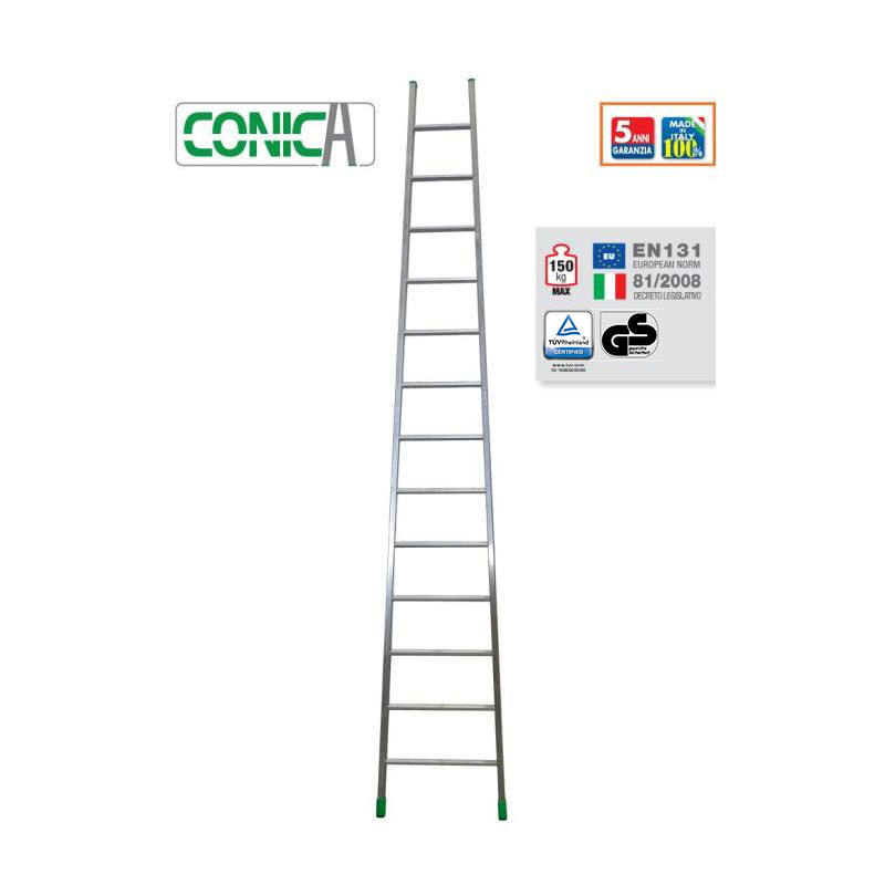 RUNG LEANING LADDER CONICA
