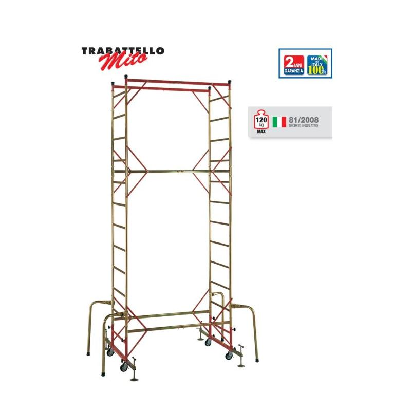 DIY SCAFFOLD TOWER MITO