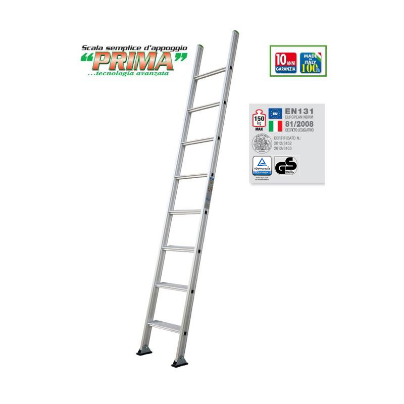 TREADS LEANING LADDER PRIMA L