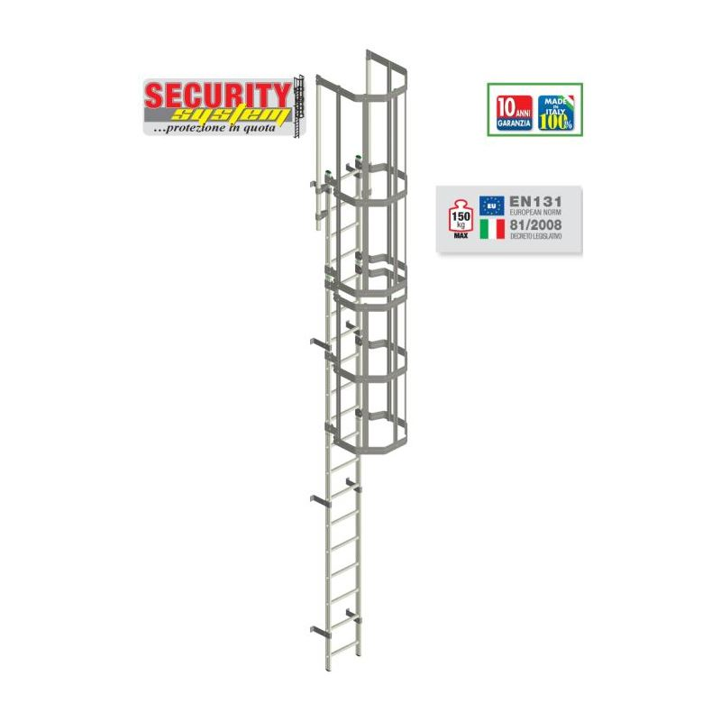 SECURITY SYSTEM - 14,4 m