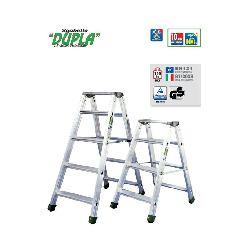 STEP STOOL DUPLA