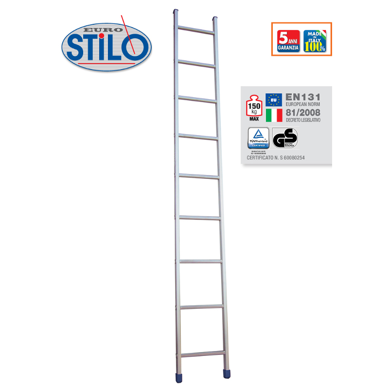 RUNG LEANING LADDER STILO