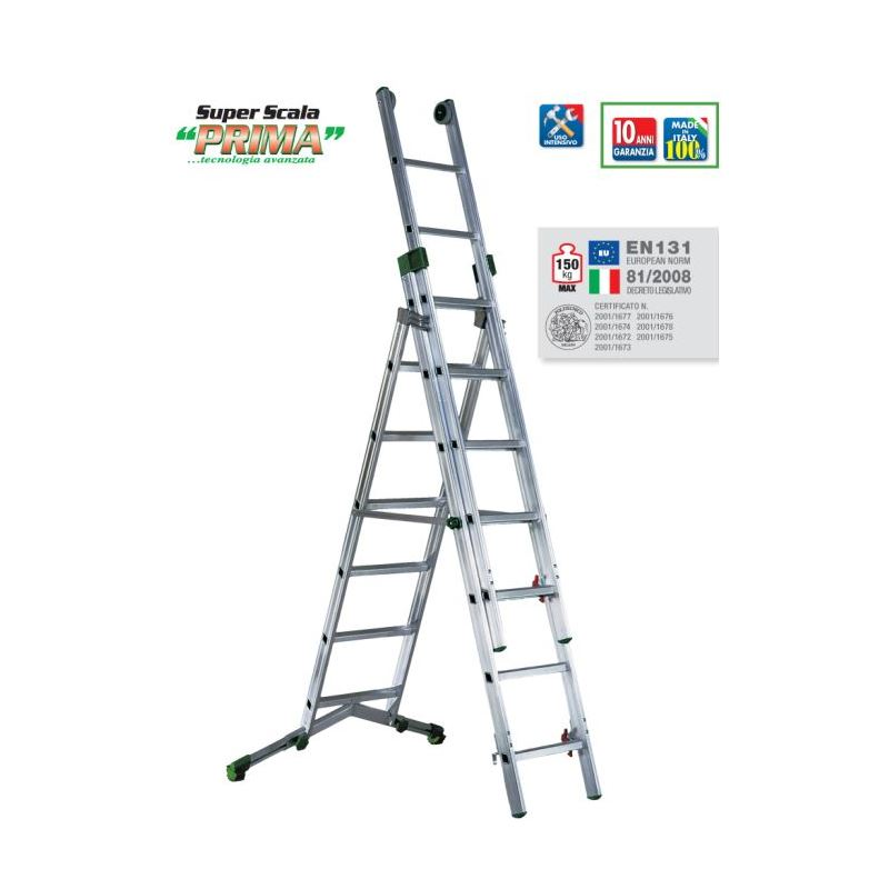 COMBINATION LADDER SUPER PRIMA